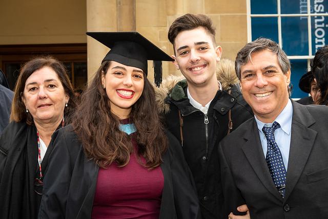 University of Bath Winter 2018 Graduation Ceremony 5