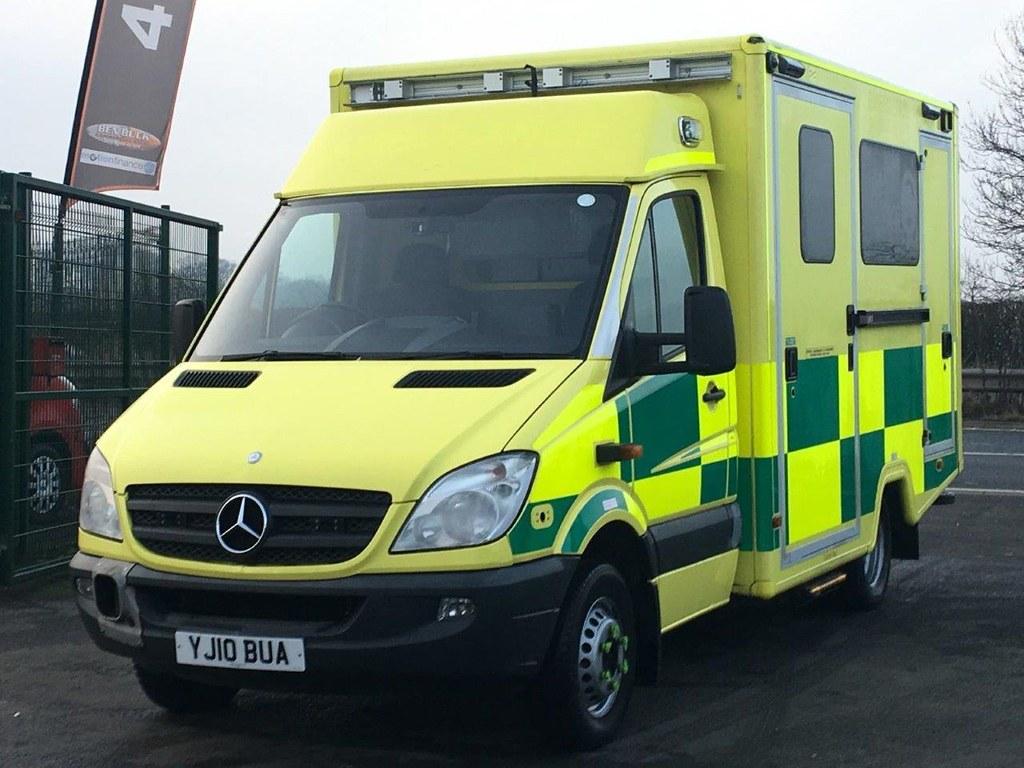 For sale near York — ex Yorkshire Ambulance Service 1805 Y… | Flickr
