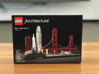 LEGO Architect San Francisco | by MrEricSir