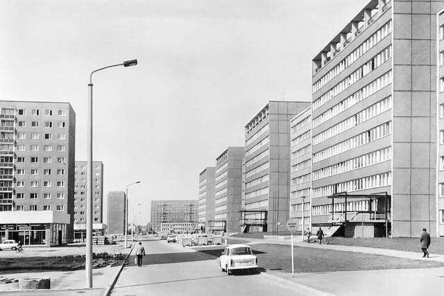 Leipzig - Lössnig um 1982