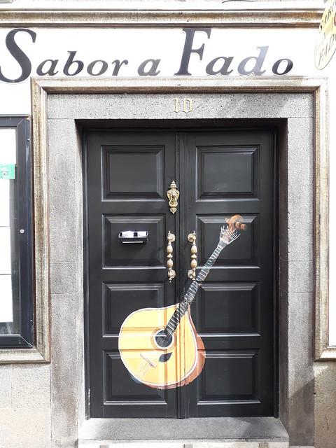 Painted door (10) (Sabor a Fado)