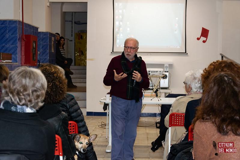 2018 NOVEMBRE PRESENTAZIONE LIBRO IMMAGINARI MIGRATORI