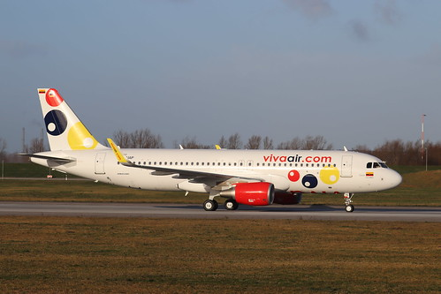 A320 Viva Air Colombia HK-5275 | by XFW-Spotter