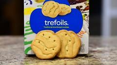 Girl Scout Cookies - Trefoils