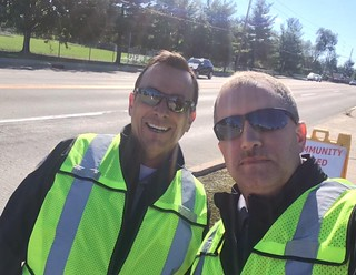 Tier 2 VIPs Mercies and Grabman at Shred-it Day | by speedwaycommunitypolicing