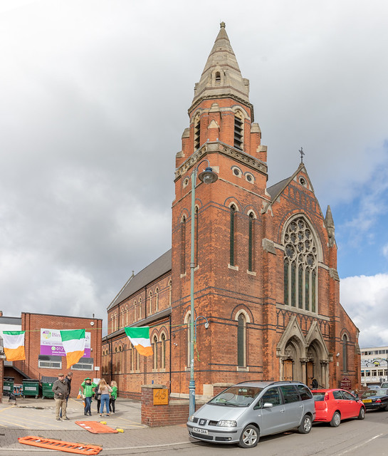 St Patrick's Day - Birmingham 2019