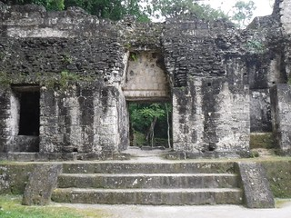 Ruins at Yaxha, Guatemala | by taketwosailing