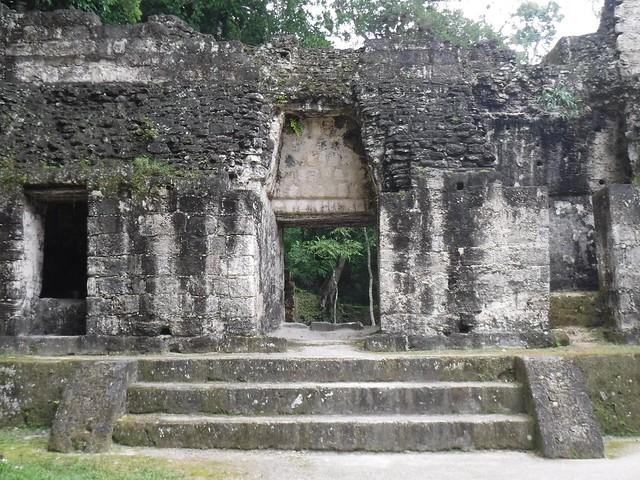 Ruins at Yaxha, Guatemala