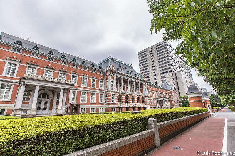 Antiguo edificio del Ministerio de Justicia