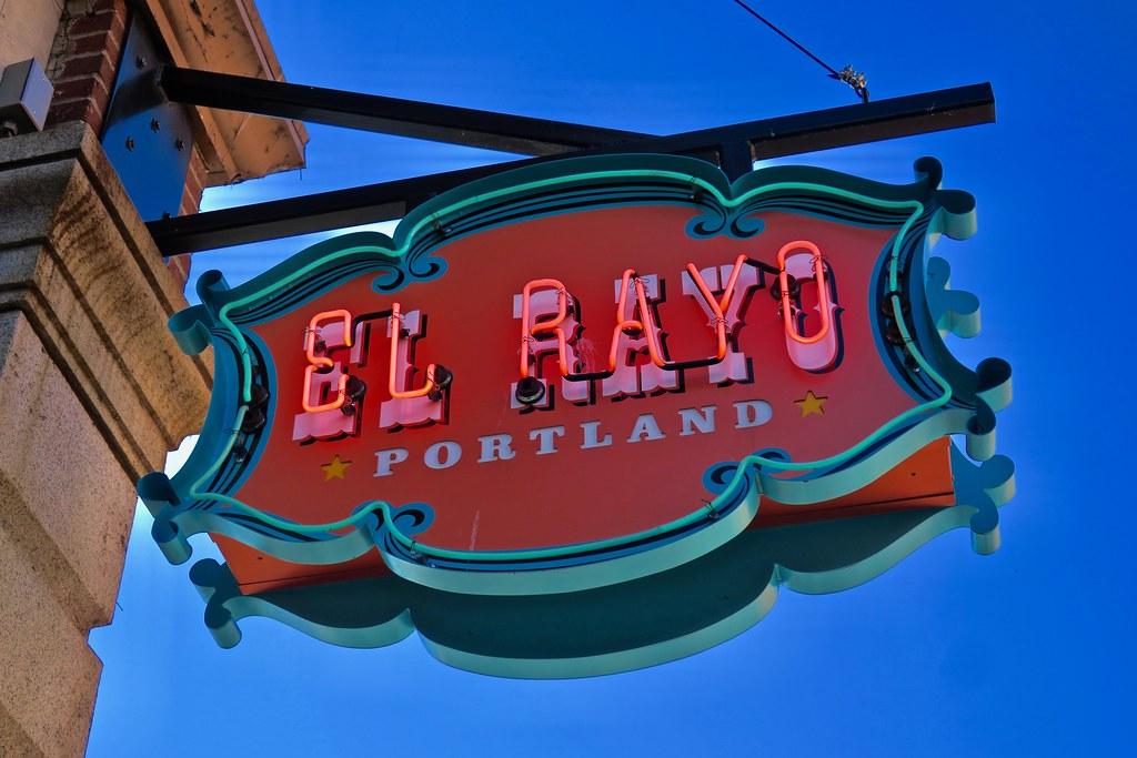 El Rayo, Portland, ME | El Rayo Taqueria, 26 Free Street, Po… | Flickr