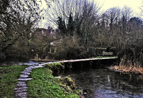 clapper bridge   by croslandadam