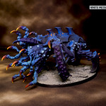 Gigantic Chaos Spawn Tzeentch