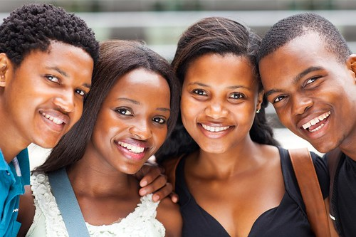 group of african american college students | by lamoussa.diabate1