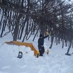 Trekking Sierra Valdivieso Winter 008