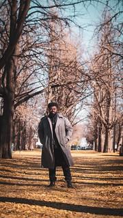 Simeon Frierson. | by Leslie Monique Photography
