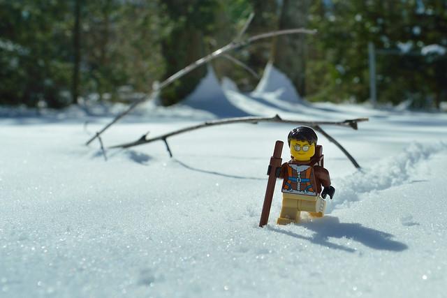 Joe n' Snow (031/365)