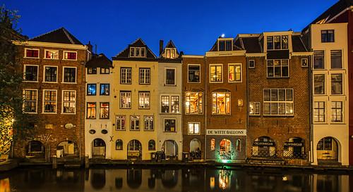 Utrecht, achterkant Lijnmarkt | by JoCo Knoop