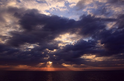 keywest florida unitedstates nature southflorida beauty monroecounty usa floridakeys islandchain tropical paradise warm fun exciting travel ninetymilesfromcuba atlanticocean sunrise smathersbeach palms jimmybuffett a1a funspot outdoor cloudbank margaritaville calmsea licencetochill serene sky cloud landscape seaside shore dark rays darknessontheedgeoftown horizon curve sunrays clouds cloudscape sea artisticsunrisephotography sunrays5