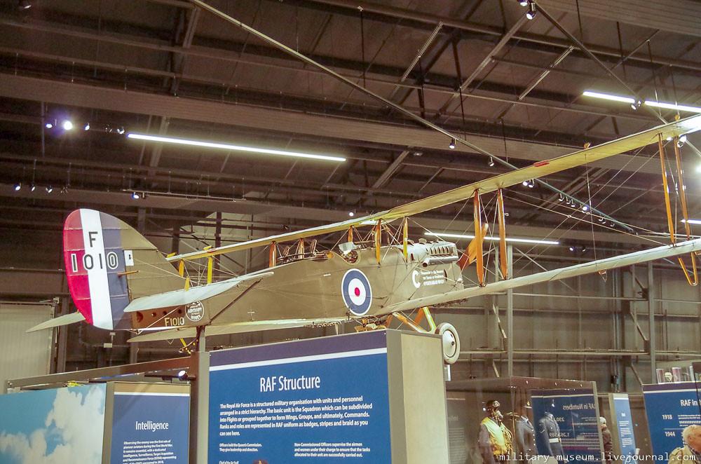 Royal Air Force Museum London-96