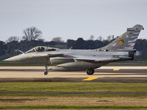 Armée de l'air | Dassault Rafale C | 128 (30-GG) | by MTV Aviation Photography