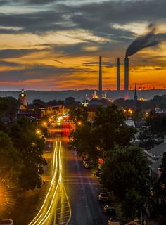 Main Street Sunset | by Bernie Kasper (5 million views)
