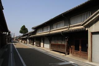 津山市 城東重要伝統的建造物群保存地区