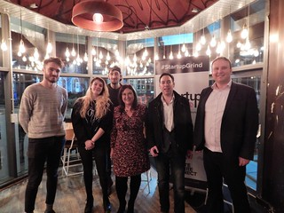 Startup Grind Cardiff Event January 2019 #SGCardiff   by YODspica™