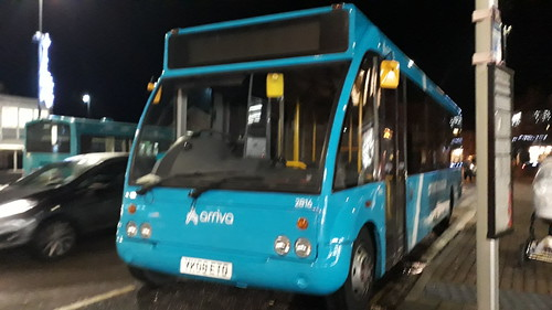 NEWLY REPAINTED Arriva north east 2816 | by Cameron's bus photos