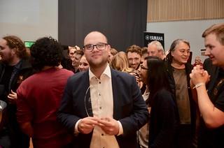 Michael Thomsen - hederspris i Elitdivisionen