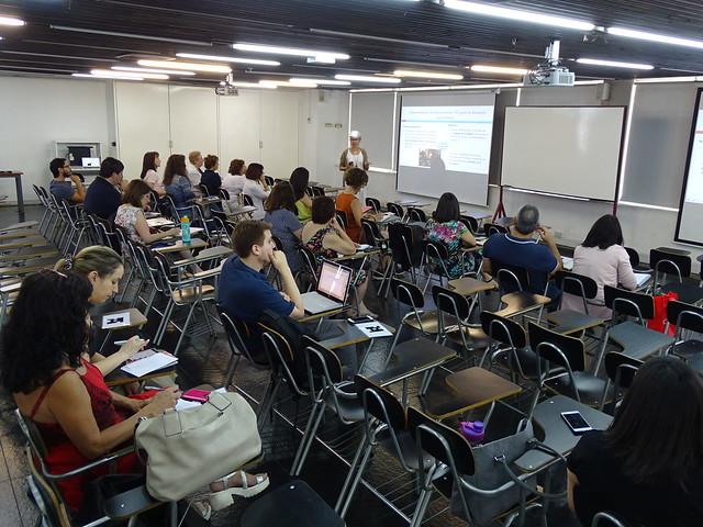 """Escuela de Odontología UDP dicta curso """"Implementación de herramientas TIC para la docencia universitaria"""""""
