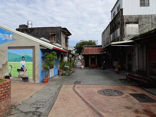 Street art in Toucheng 1