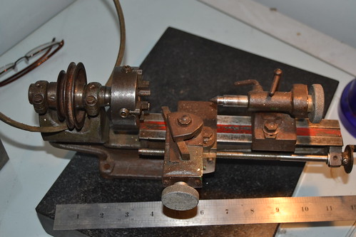 Watchmakers lathe (2) | by Gas_mantle