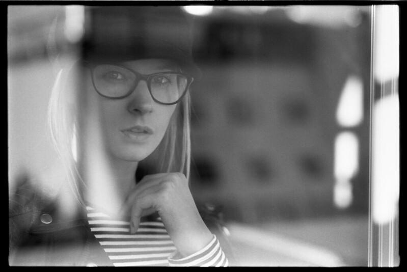 35mm Fomapan 100 Portrait