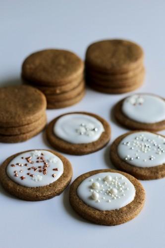 coffee-cardamom cookies | by awhiskandaspoon