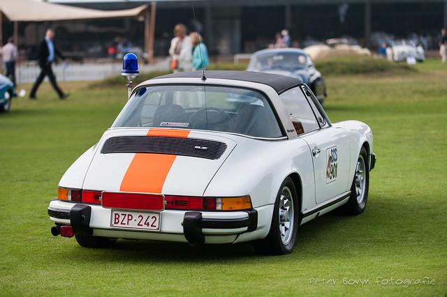 Porsche 911 2.7 MFI Targa