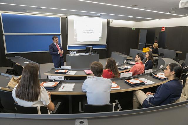 Día a día en el Edificio Alumni de Madrid