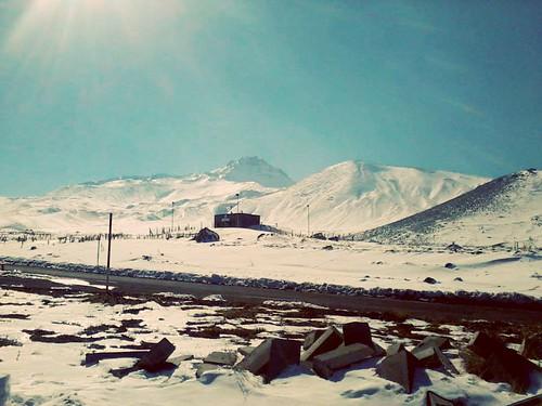 snow erciyes mountain kayseri white climax climb winter apex peak summit wintersun nature mountaintop