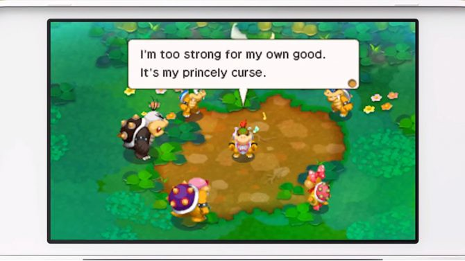 Mario Luigi Bowsers Inside Story Bowsers Jr S Journey Ds1