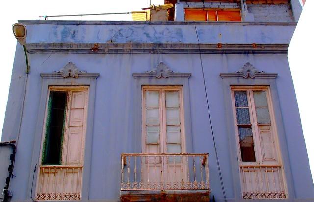 Las palmas gran canaria barrio historico triana windows
