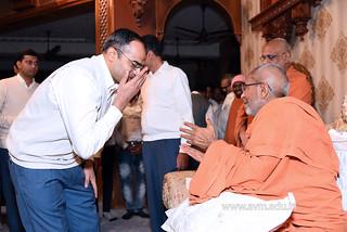 Std-10-11-12-visit-to-Haridham-for-Swamishree's-Blessings-(103) | by Atmiya Vidya Mandir
