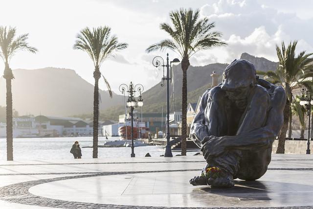 Escultura El Zulo