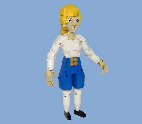 Guybrush (Monkey Island 4 - Adventure Outfit)