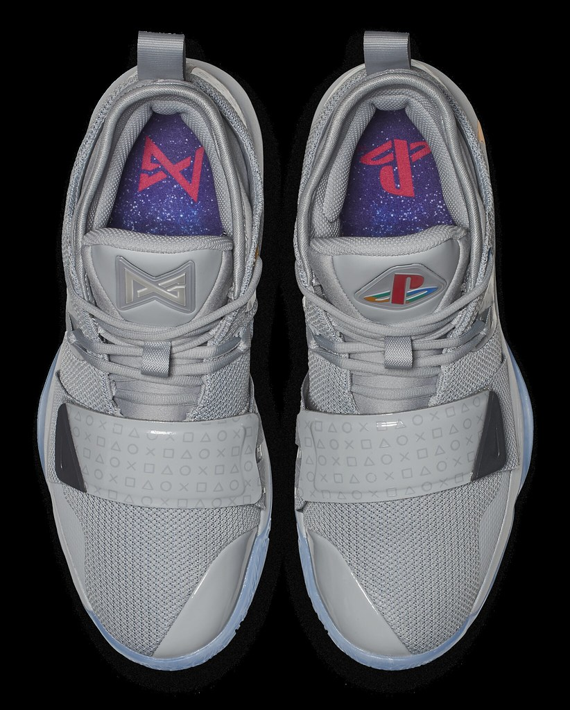 wholesale dealer 0f708 42ee3 Nike PG 2.5 x PlayStation Colorway | PlayStation.Blog | Flickr
