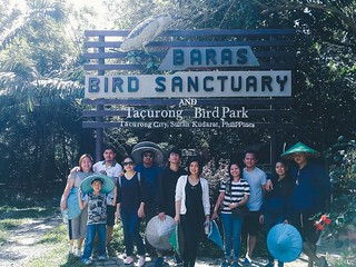 Baras Bird Sanctuary II   by Mark Atong