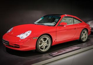 PORSCHE 911 Targa 3.6 Typ 996 2001