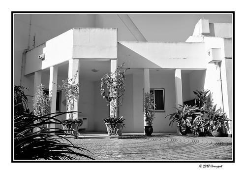 harrypwt abuja nigeria africa afrika capital framed city fujix70 x70 monochrome bw architecture fujifilm contrast borders