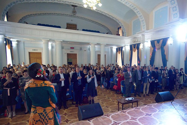 Ukraine-2018-10-19-IAPD Is Inaugurated in Ukraine