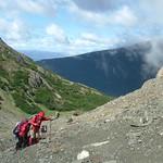 Vinciguerra Glacier Trekking Compania de guias Ushuaia _9