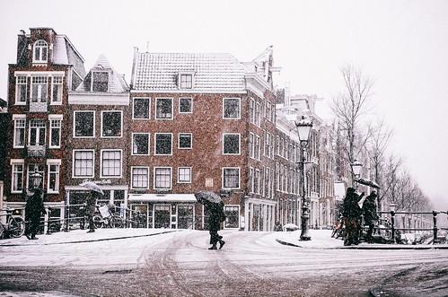 Amsterdam, Snow | by Amsterdamming