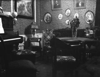 Stuens interiør (1922)